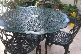 Vente de mobilier de jardin aluminium