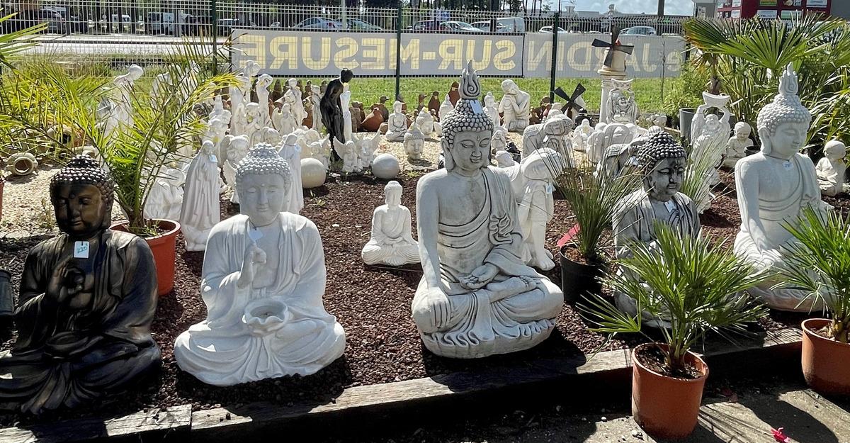Vente de statues pour mettre en valeur votre extérieur