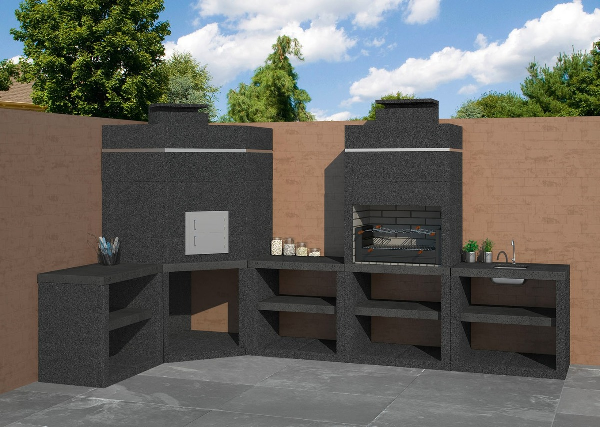 Vente de Barbecue contemporain