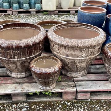 Vente de pots près de Bordeaux