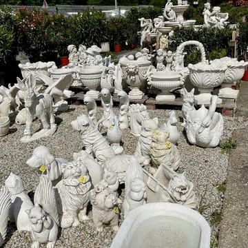 Vente de statues décoratives
