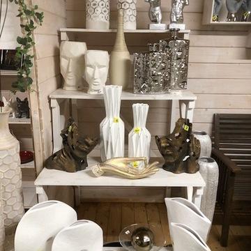 Décoration intérieure en céramique artisanale près de Bordeaux