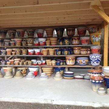 Vente de poterie près de Bordeaux