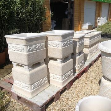 Vente de pots en pierre près de Bordeaux