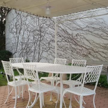Vente de salon de jardin près de Bordeaux