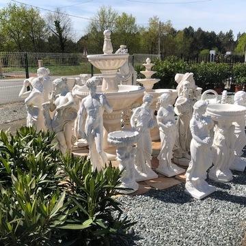 Vente de statues décoratives en pierre à Saint Aubin de Médoc