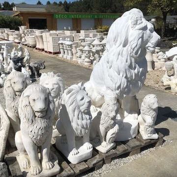 Vente de statues décoratives près de Bordeaux