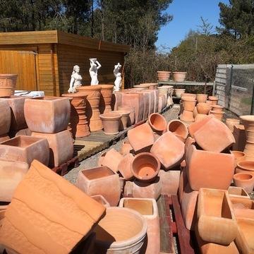 Vente poterie en terre naturelle à Saint-Aubin de Médoc