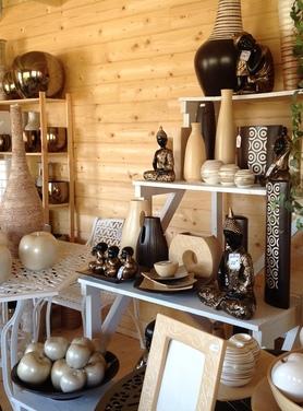 Décoration intérieure artisanale