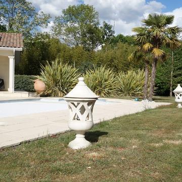 Picot Déco Jardin, vente de décorations extérieures artisanales en gironde