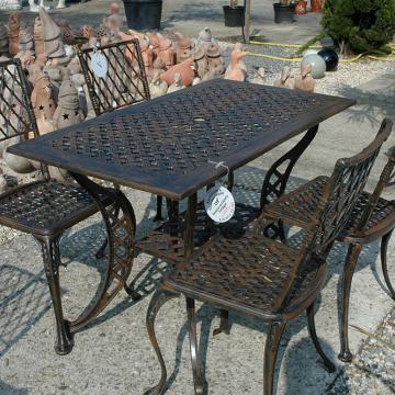 Picot Déco Jardin, vente de salon de jardin en aluminium en gironde