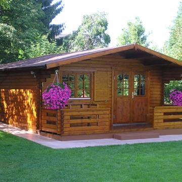 Picot Déco Jardin, vente de chalet en bois en gironde